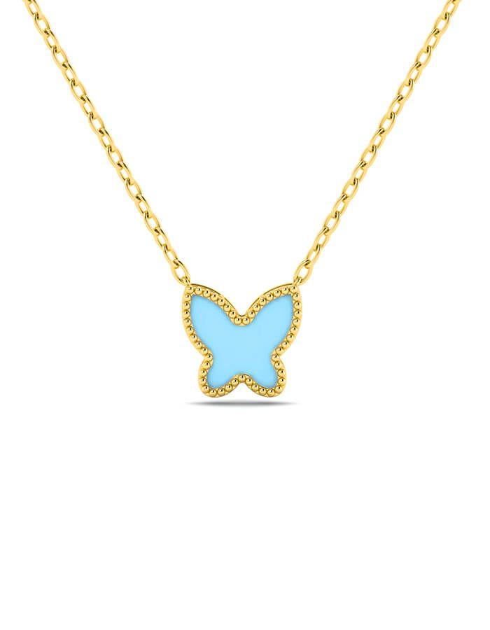 سلسال الفراشة الزرقاء