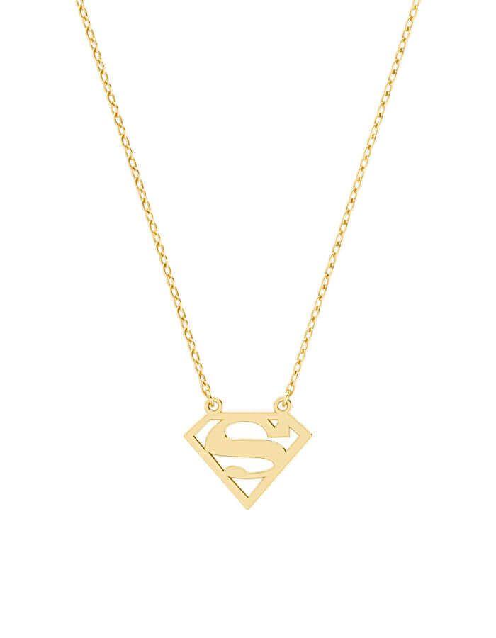 سلسال المرأة الخارقة، رمز القوة في كلّ وقت، من الذهب الأصفر عيار 18 قيراط