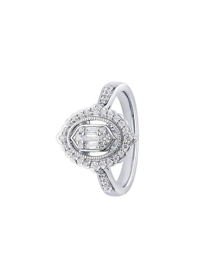 خاتم تاج الماس